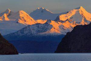 Glaciers Uspala et Onelli, Patagonie - Argentine