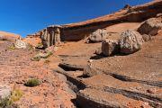 Canyon Colorado - Région Cotahuasi - Pérou