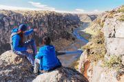 Randonnée à Tres Cañones - Pérou