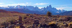 Massif du Fitz Roy et du Cerro Torre - Patagonie - Argentine