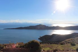 Lac Titicaca - Bolivie