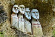 Sarcophages de Karajía - Chachapoyas - Pérou