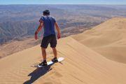 Sandboard sur le Cerro Blanco - Nazca - Pérou