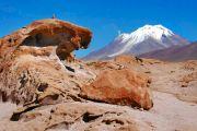 Volcan Ollague - Sud Lípez - Bolivie