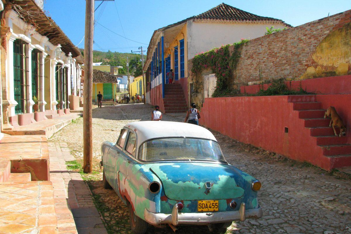 image de présentation pour le voyage Grand panorama de Cuba