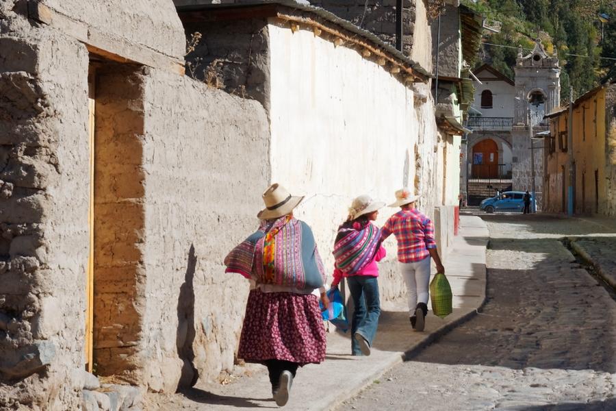 image de présentation pour le voyage Grande découverte du Pérou