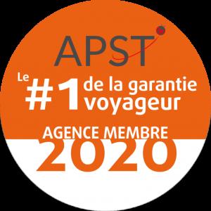 Agence Membre de l'APST 2020