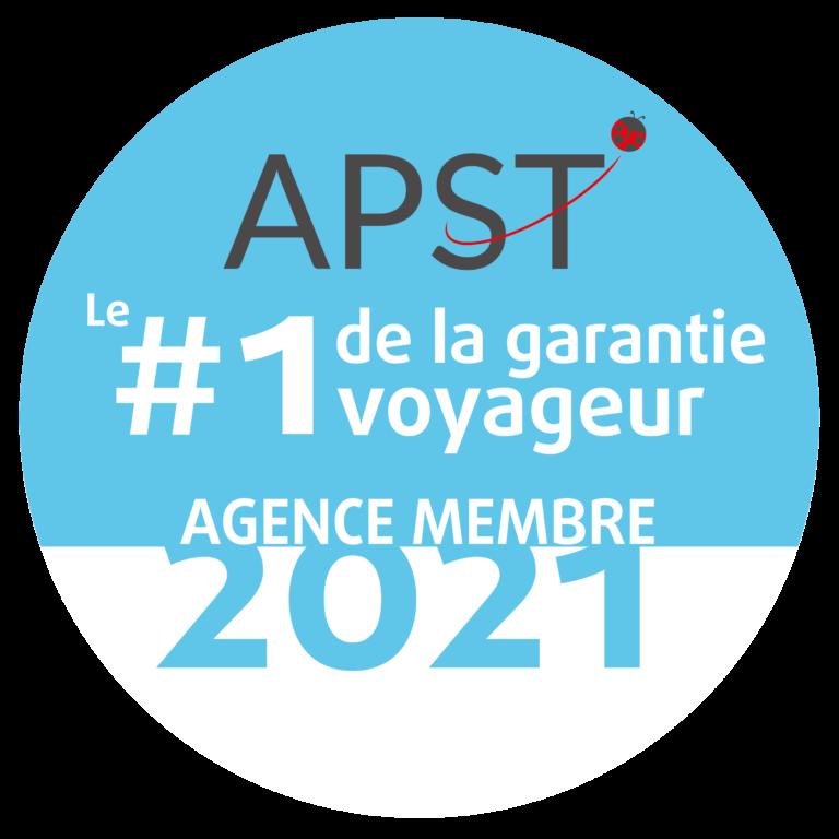 Agence Membre de l'APST 2021